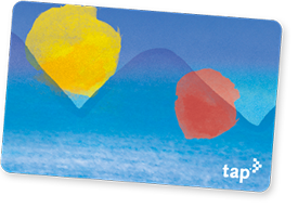 Image of colorful Metro TAP Card