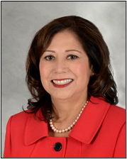 Los Angeles County Board of Supervisors Chair Hilda L. Solis, Chair of the Los Angeles County Metropolitan Transportation Authority (Metro) Board of Directors